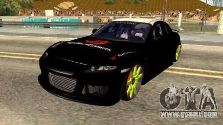 Mazda RX-8 VIP for GTA San Andreas