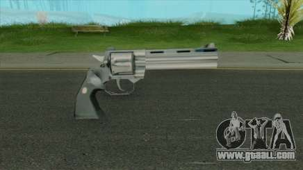 Colt Python LQ for GTA San Andreas
