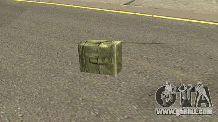 Remastered Satchel for GTA San Andreas