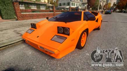 Lamborghini Countach LP400 S 1978 v1.0 for GTA 4