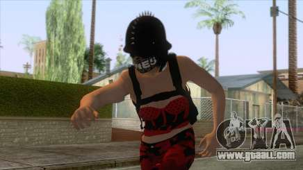 GTA Online - Skin Random 5 for GTA San Andreas