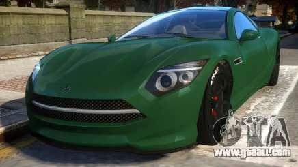 Khamelion Wheelmod for GTA 4