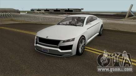 GTA V Ubermacht Revolter V2 for GTA San Andreas
