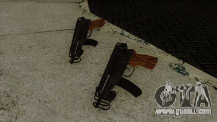 VZ-61 Resident Evil 5 for GTA San Andreas