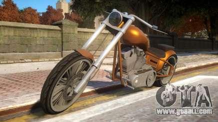 Warlock Hexer for GTA 4