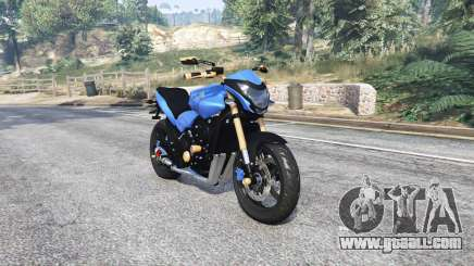 Honda CB 600F Hornet 2013 [replace] for GTA 5