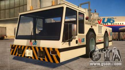 Upgraded Airport Truck for GTA 4