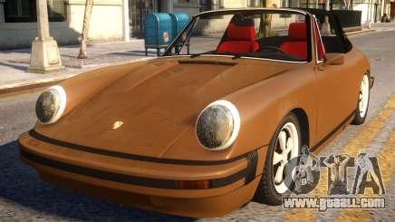 1974 Porsche 911 Targa for GTA 4
