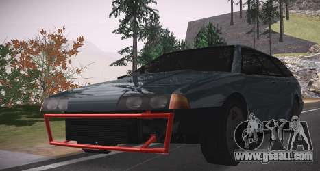 Stratum X Elegy v1 for GTA San Andreas