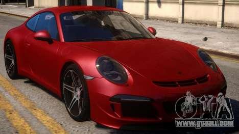 RUF RGT8 Beta for GTA 4