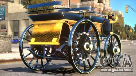 Daimler Benz 1886 V.1 for GTA 4