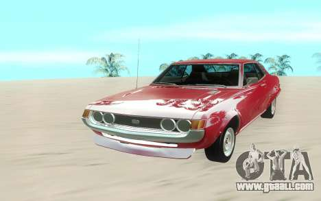 Toyota Celica Retro for GTA San Andreas