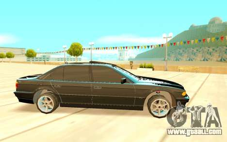 BMW 750i E38 for GTA San Andreas left view