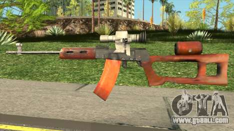 K-11 for GTA San Andreas