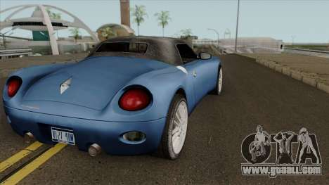 Stinger HD for GTA San Andreas right view