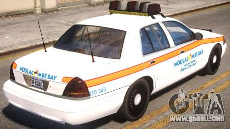 Ford Crown Victoria CVPI for GTA 4