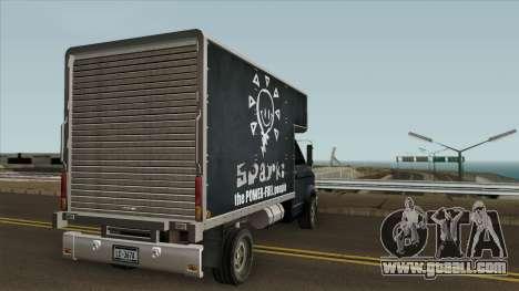 Mule HD for GTA San Andreas