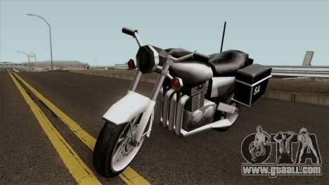 Desert Ranger for GTA San Andreas