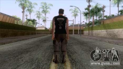 GTA 5 - Trevor Skin for GTA San Andreas