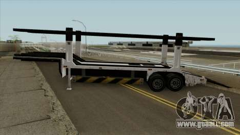 Trailer-car Transporter for GTA San Andreas