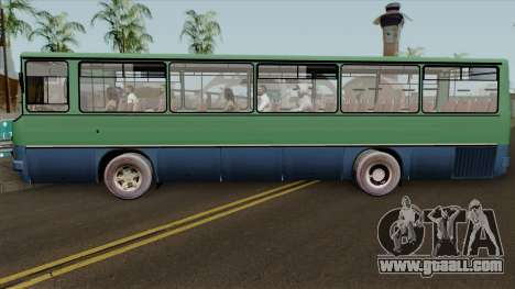 Ikarus 255 v2.0 for GTA San Andreas left view