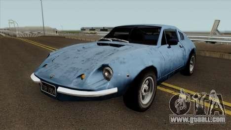 Puma GTE for GTA San Andreas