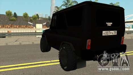 UAZ Hunter for GTA San Andreas