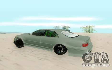 Toyota Chaser JZX100 DRIFT for GTA San Andreas