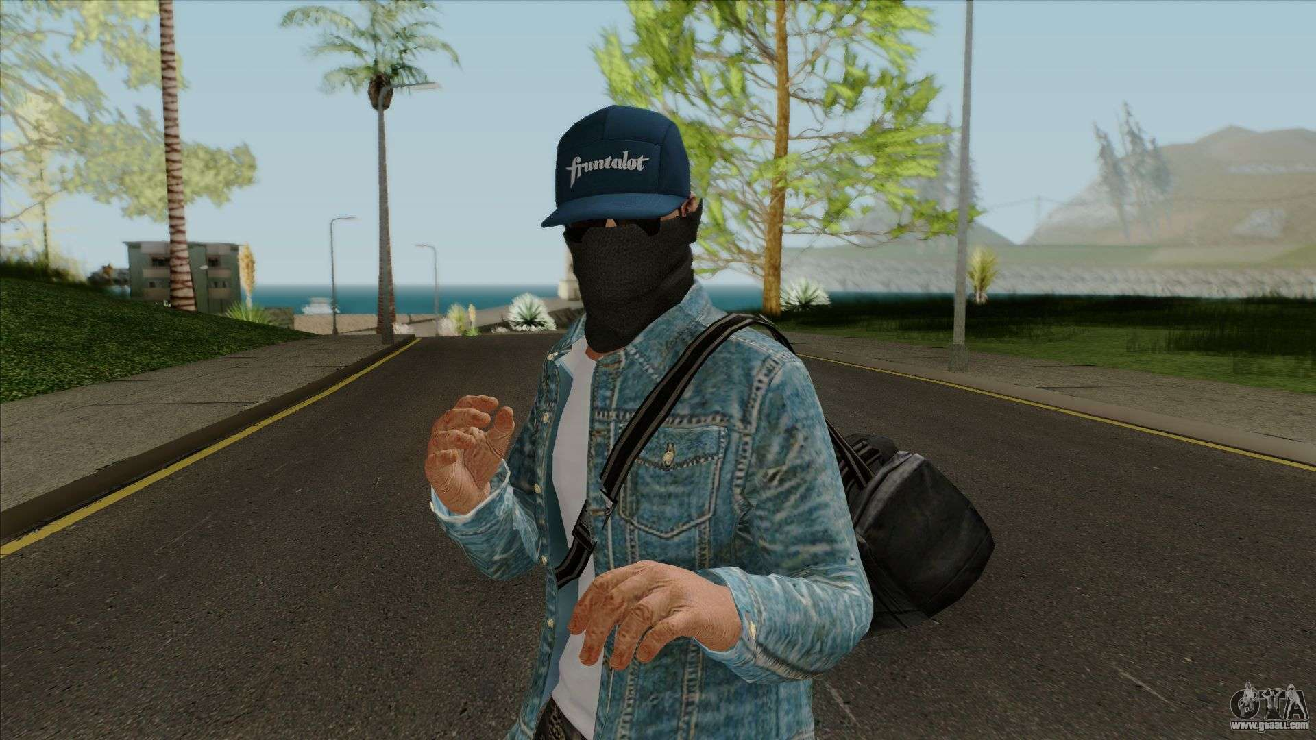 Gta  How To Install Watch Dogs Mod