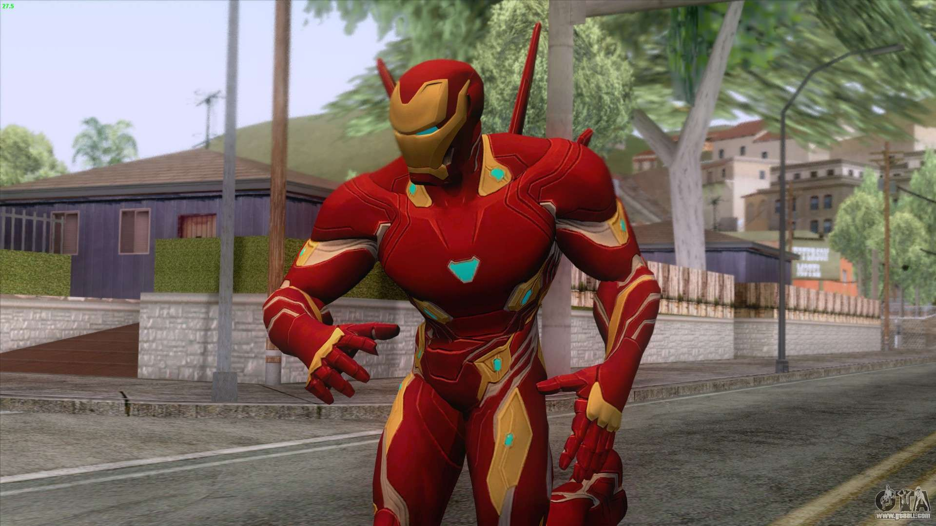 gta 5 iron man mod v2 free download