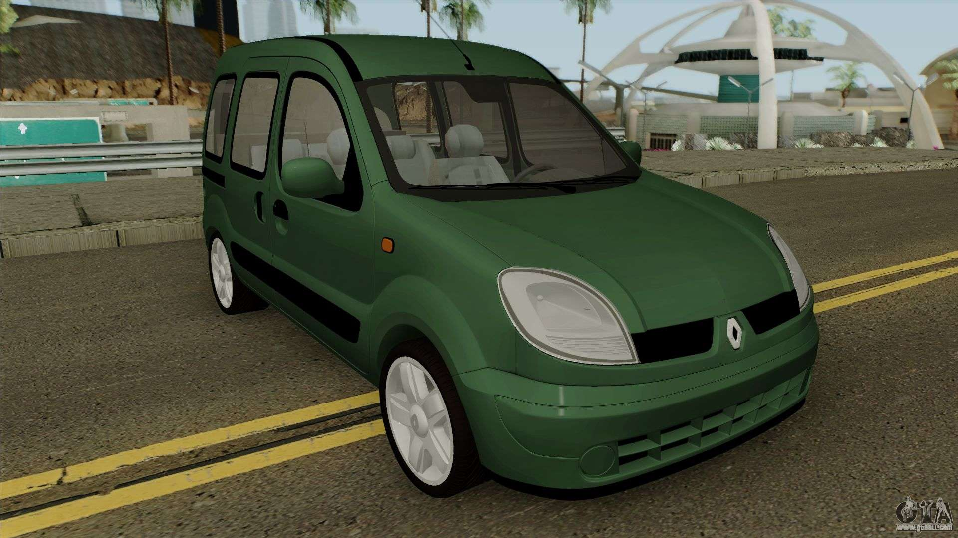 renault kangoo for gta san andreas. Black Bedroom Furniture Sets. Home Design Ideas