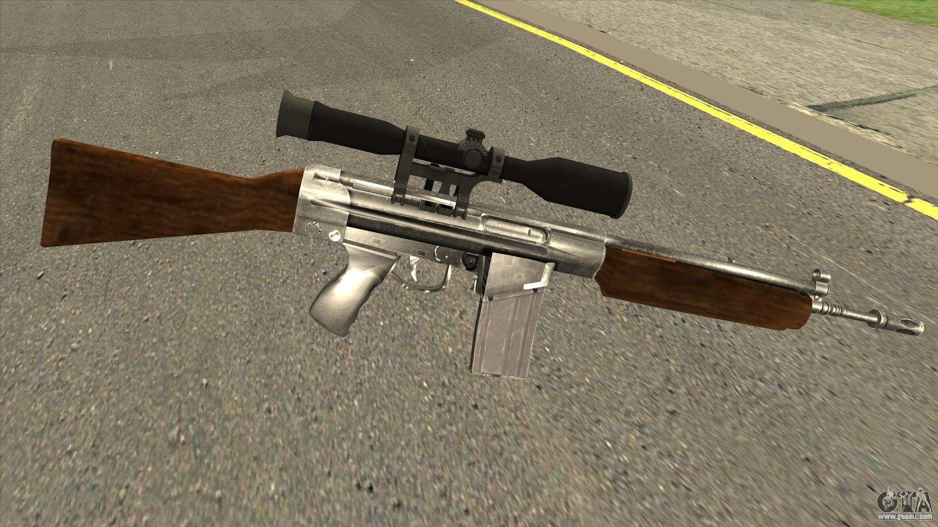 Where can I find a minigun in GTA