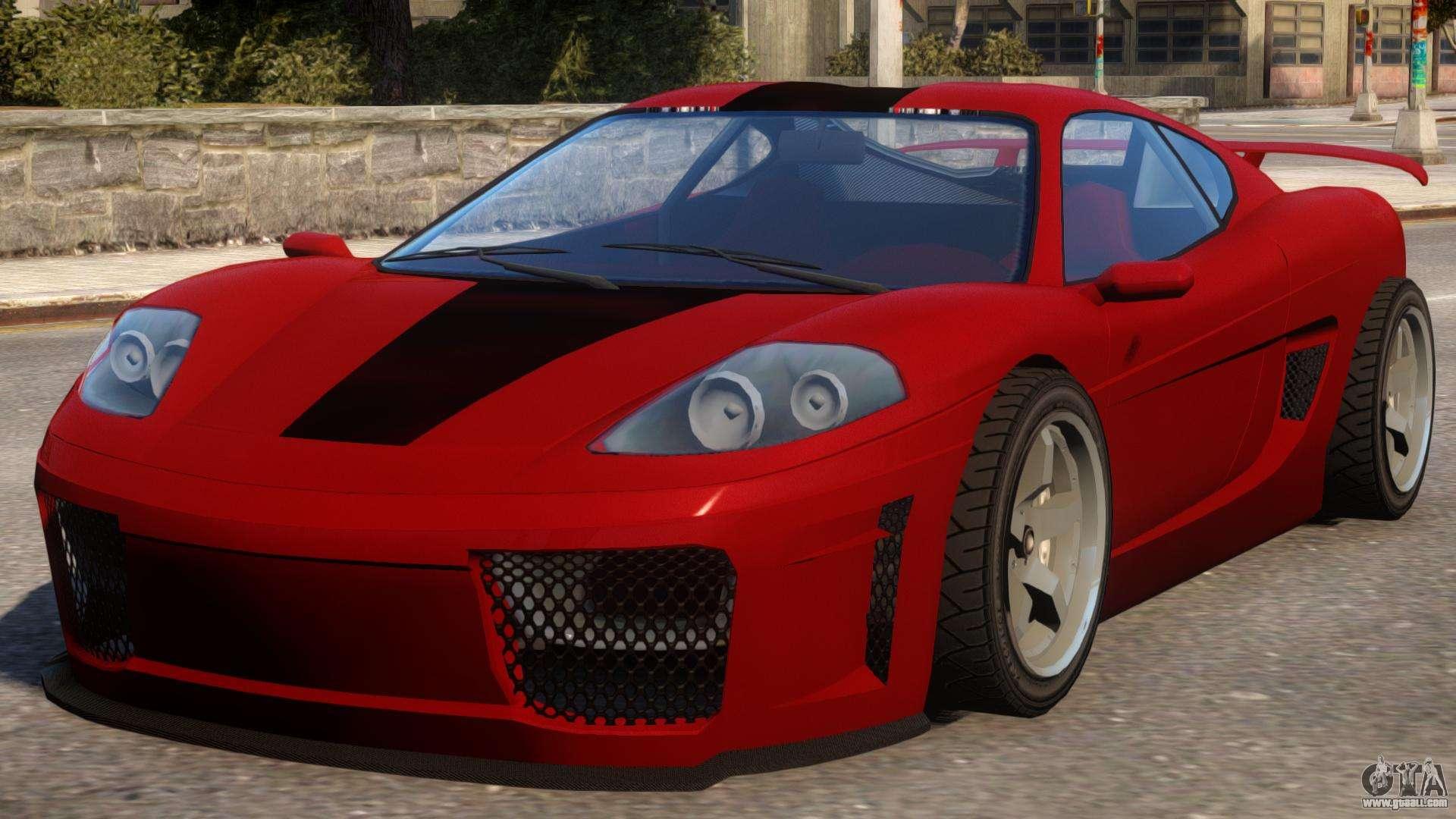 Turismo Tuning for GTA 4
