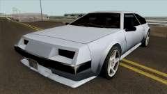 Deluxo SA Restyle v2 for GTA San Andreas