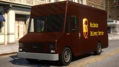 UPS Boxville for GTA 4