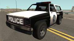 Declasse Rancher Police for GTA San Andreas