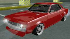 Toyota Celica 1974 GT JerryCustoms for GTA San Andreas