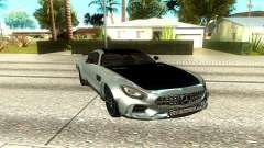 Mercedes-Benz AMG GT R Coupe for GTA San Andreas