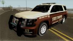 Chevrolet Tahoe 2015 Bone County Police