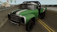 ZIL 130 ZIL: Trucks, Autocross for GTA San Andreas