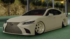 Lexus LS500 for GTA San Andreas