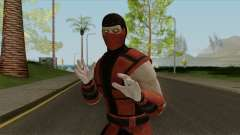 Mortal Kombat X Klassic Ermac for GTA San Andreas