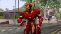 Avengers Infinity War - Ironman Mark 50 for GTA San Andreas