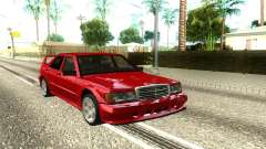 Mercedes-Benz 190E Evolution for GTA San Andreas