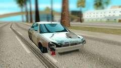 Lada Priora Broken for GTA San Andreas