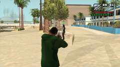Realistic Weapons (Weapon.dat) for GTA San Andreas