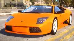 Lamborghini Murcielago 2005 v1.1 for GTA 4