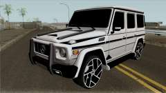 "Mercedes-Benz G65 ""Bandit"" for GTA San Andreas"