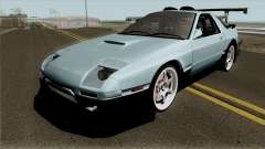 Mazda RX-7 V3 Final Battle Machine for GTA San Andreas