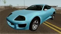 Dinka Jester Classic GTA V for GTA San Andreas